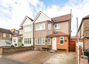 Thumbnail 5 bedroom semi-detached house for sale in Garage Road, Queens Drive, London