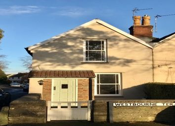 Thumbnail 2 bed end terrace house to rent in Westbourne Terrace, Frenchay, Bristol