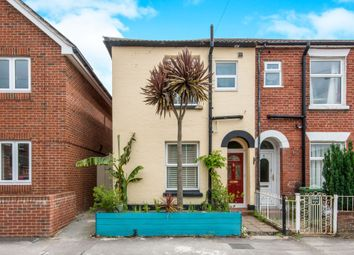 Thumbnail 3 bedroom semi-detached house for sale in Hewitts Road, Southampton