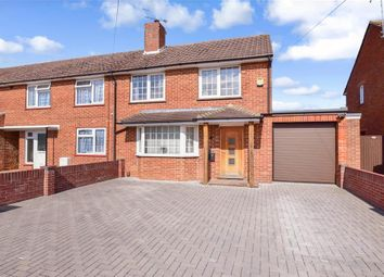 Thumbnail 2 bed end terrace house for sale in Lockerley Road, West Leigh, Havant, Hampshire