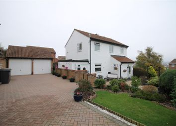 Thumbnail 3 bed detached house for sale in Winterbourne Close, Hastings