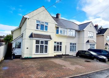 4 bed semi-detached house for sale in Plymstock Road, Plymstock, Plymouth PL9