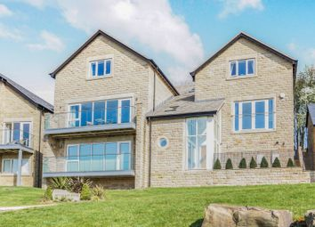 Thumbnail 5 bed detached house for sale in Oldham Road, Saddleworth