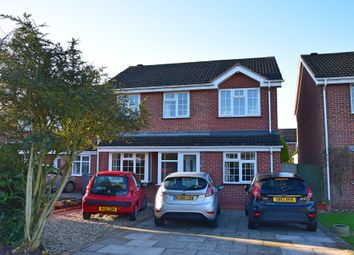 Thumbnail 4 bed detached house for sale in Michigan Grove, Trentham, Stoke-On-Trent