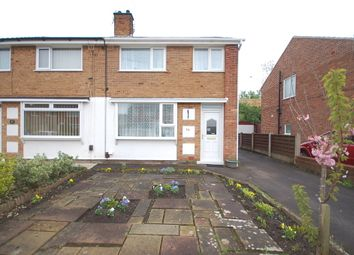 Thumbnail 3 bed semi-detached house for sale in Hurstmere Avenue, Blackpool