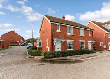 3 bed semi-detached house for sale in Withers Road, Romsey, Hampshire SO51