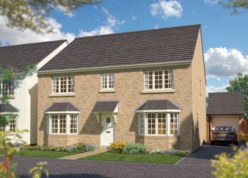 "Thumbnail 5 bed detached house for sale in ""The Winchester"" at Townsend Road, Shrivenham, Swindon"