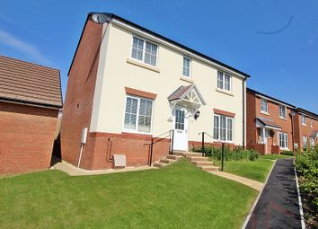 Thumbnail 4 bed detached house for sale in Brynteg Green, Beddau, Pontypridd, Rhondda, Cynon, Taff.