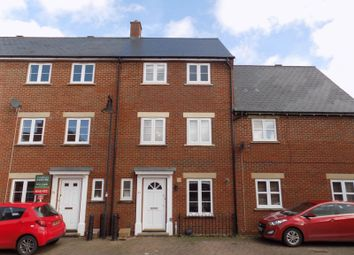 Thumbnail 4 bed terraced house for sale in Dunvant Road, Swindon