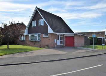 Thumbnail 3 bed detached house for sale in Greenfields Close, Shipston-On-Stour
