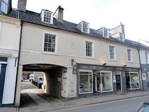 Thumbnail 1 bed flat to rent in Atholl Street, Dunkeld