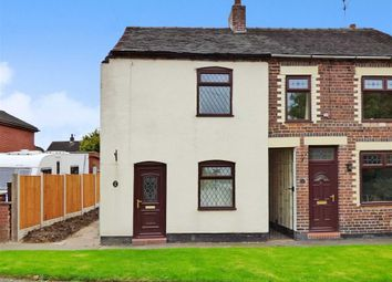 Thumbnail 2 bed cottage for sale in Racecourse, Silverdale, Newcastle-Under-Lyme
