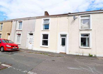 Thumbnail 2 bed terraced house for sale in Eynon Street, Swansea