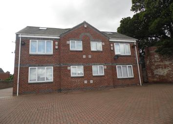 Thumbnail 1 bed flat to rent in Cross Street, Balby, Doncaster