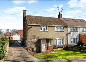 Thumbnail 2 bed semi-detached house for sale in Park Crescent, Sunningdale, Ascot