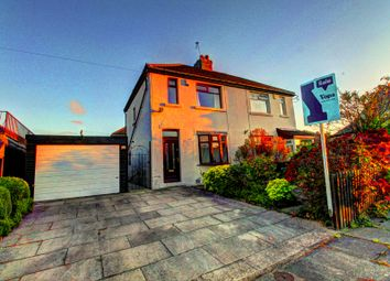 Thumbnail 3 bed semi-detached house for sale in Livingstone Road, Bradford