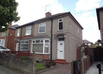 Thumbnail 2 bed semi-detached house to rent in The Leas, Darlington