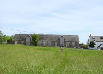 Thumbnail Land for sale in Llanelly Hill, Abergavenny, Monmouthshire