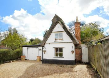 Thumbnail 2 bed detached house for sale in High Street, West Wratting, Cambridge