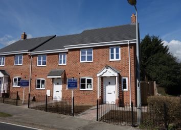 Thumbnail 3 bed end terrace house for sale in Walker Gardens, Wrentham, Beccles