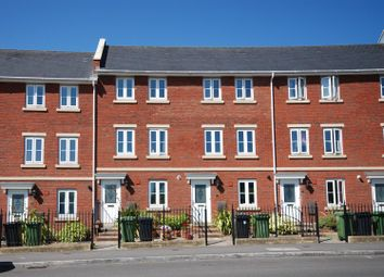 Thumbnail 4 bed terraced house to rent in Royal Crescent, Exeter
