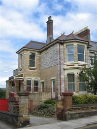 Thumbnail 5 bed town house to rent in Queens Road, Mutley, Plymouth