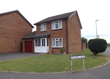 Thumbnail 3 bed detached house for sale in Manor Close, Cam, Dursley, Gloucestershire