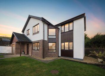 Thumbnail 5 bed detached house for sale in Crugyn Dimai, Rhydyfelin, Aberystwyth