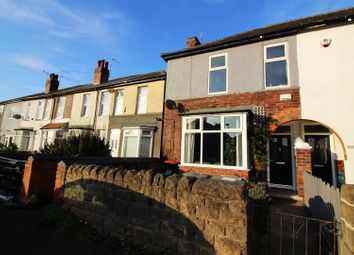 3 bed end terrace house for sale in William Road, Stapleford, Nottingham NG9