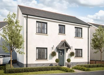 Thumbnail 3 bed detached house for sale in Heol Y Banc, Bancffosfelen, Llanelli