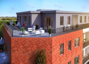 Thumbnail 3 bed flat for sale in The Cube, 185 High Road, Chigwell, Essex