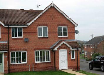 Thumbnail 3 bedroom semi-detached house for sale in Bramble Close, South Normanton, Alfreton, Derbyshire