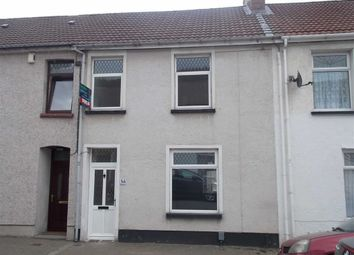 Thumbnail 3 bed terraced house to rent in Landraw Road, Pontypridd