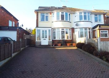 Thumbnail Semi-detached house for sale in Station Road, Coleshill, Birmingham, Warwickshire