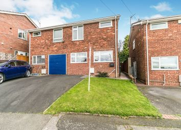 Thumbnail Semi-detached house for sale in Dudley Close, Rowley Regis