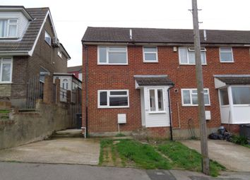 Thumbnail 3 bed end terrace house to rent in Frederick Road, Hastings