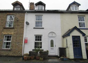 Thumbnail 3 bed terraced house for sale in 16, Van Terrace, Y Fan, Llanidloes, Powys