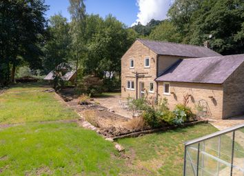 Thumbnail 4 bed detached house for sale in Lee Mill Road, Hebden Bridge