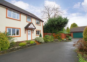 Thumbnail 4 bed detached house for sale in Turnpike Gate, Wickwar, Wotton-Under-Edge