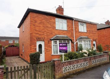 Thumbnail 3 bed semi-detached house for sale in Milton Street, Newark