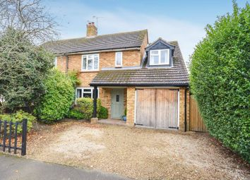 Thumbnail 4 bed semi-detached house for sale in Coltman Avenue, Long Crendon, Aylesbury