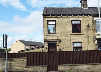 Thumbnail 3 bed terraced house to rent in Cleckheaton Road, Oakenshaw, Bradford