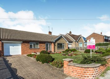 Thumbnail 2 bedroom detached bungalow for sale in Hemmingfield Road, Worksop