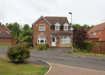 Thumbnail 4 bed detached house to rent in Abernethy Avenue, Blantyre, Glasgow