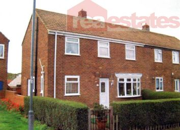 Thumbnail 3 bedroom semi-detached house to rent in Fair View, West Rainton, Houghton Le Spring