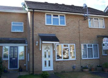 Thumbnail 2 bed terraced house to rent in Grasmere Close, Flitwick, Bedford