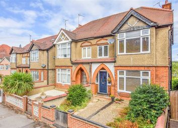 Thumbnail 4 bed semi-detached house for sale in Ware Road, Hertford, Herts
