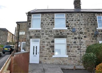 Thumbnail 2 bed end terrace house to rent in Fair View, Prudhoe, Northumberland.