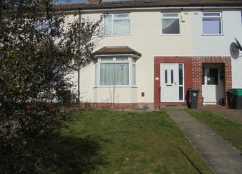 Thumbnail 3 bed terraced house to rent in Welsford Avenue, Bristol