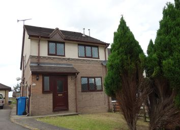 Thumbnail 2 bed end terrace house to rent in Paterson Gardens, Stocksbridge, Sheffield